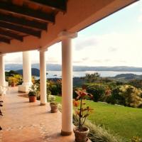five villas estate best view in the world
