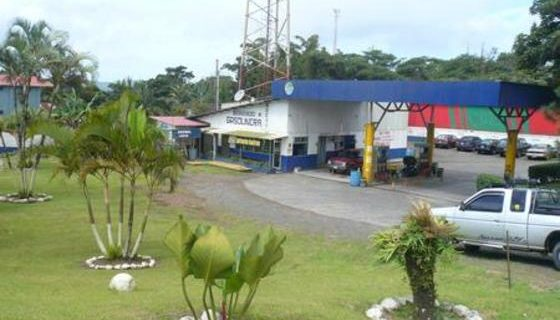 Only One Gas Station Around the Lake Arenal