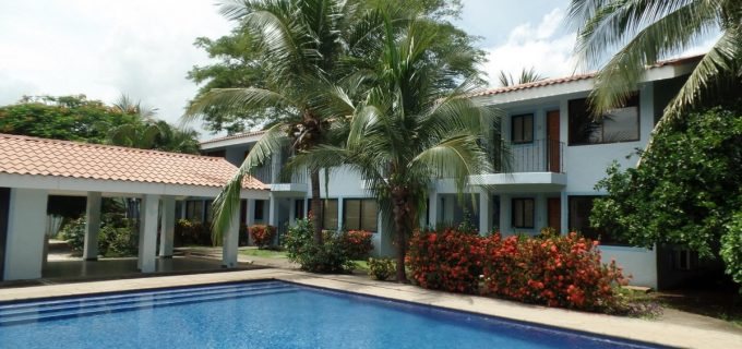 Condo in Exclusive Community One Block from the Beach